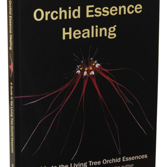 Book - Orchid Essence Healing